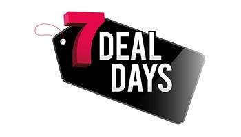 7DealDays - die Shopping Week von ProSiebenSat.1 und Black Friday Sale