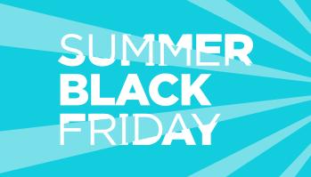 Erster Summer Black Friday Sale großer Erfolg